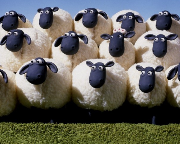 Sheeple, Unique Selling Proposition for Mortgage or Real Estate
