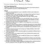 Marketing Plan, Ben Beesley, Killer Pre-Listing Presentation