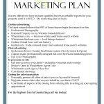 Marketing Plan, Katie DeBill, Killer Pre-Listing Presentation