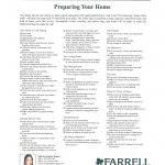 Staging Tips, Farrell Realty, Killer Pre-Listing Presentation