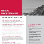 Why Use a Realtor®, Top Left Creative, Killer Pre-Listing Presentation